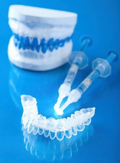 blanchiment des dents ambulatoire