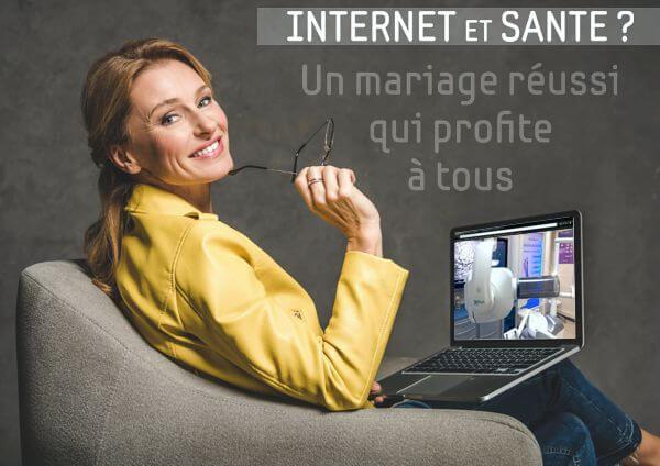 Internet et Santé : un mariage réussi
