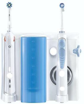 Combiné brosse à dents - hydropulseur