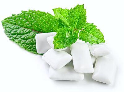 Chewing-gums sans sucre